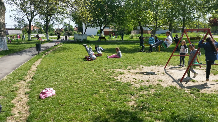Parc joacă Dorolț